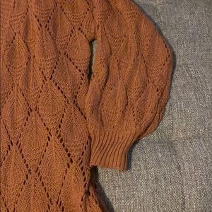 Sweaters - NWT Long knitted cardigan.